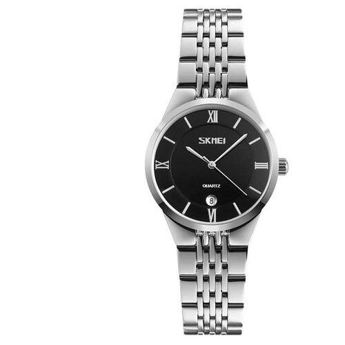 Часы женские SKMEI 9139S - Черные/Серебристые