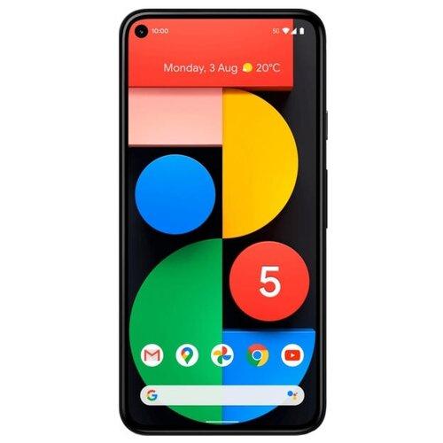 Смартфон Google Pixel 5 8/128GB, черный