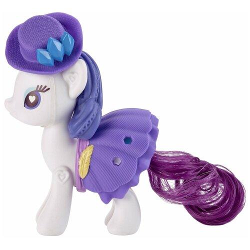 Фото - Игровой набор My Little Pony Поп-конструктор Рарити B0738 набор для детского творчества набор д вышивания гладью my little pony