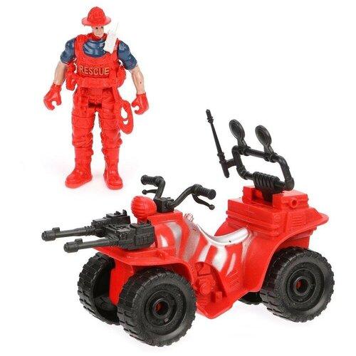 Фото - Игровой набор Наша игрушка Rescue Team ABC22-4 rescue team