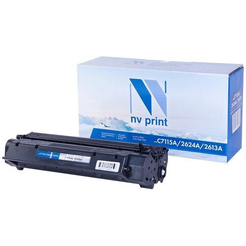 Фото - Картридж NV Print C7115A/Q2624A/Q2613A для HP, совместимый картридж nv print cf237x для hp совместимый