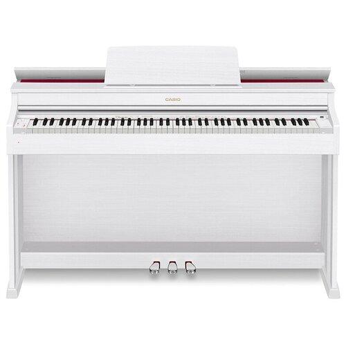 Цифровое пианино CASIO AP-470 белый