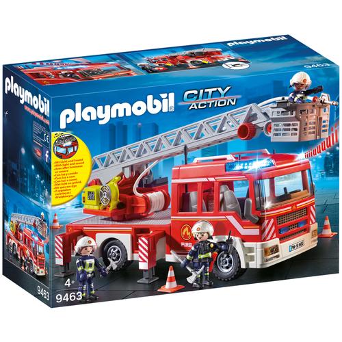 Конструктор Playmobil City Action 9463 Пожарная служба: Пожарная Лестница