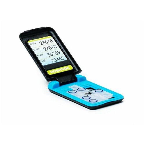 Фото - Головоломка BONDIBON Smart Games Смартфон (ВВ0843) голубой головоломка bondibon smart games smart тачка мини формат вв3700 голубой красный желтый зеленый