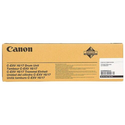 Фото - Фотобарабан Canon C-EXV 16/17 (0258B002) фотобарабан canon c exv 3 6648a003