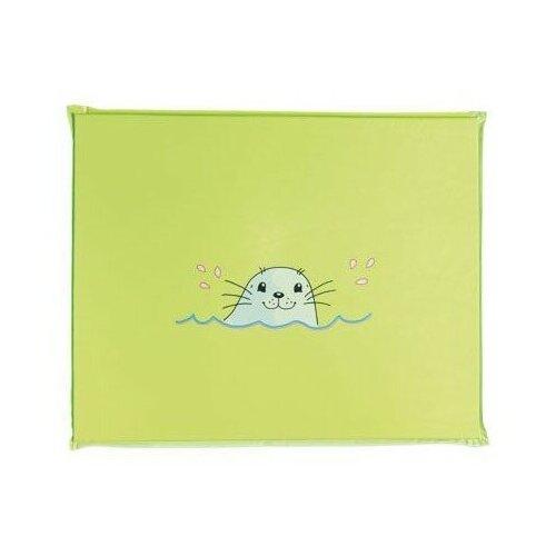 Купить Bebe Jou Матрасик для пеленания и игр (салатовый) 80х100 см 680552, Bebe-Jou, Пеленальные столики и доски