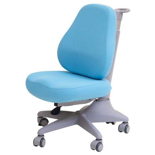 Компьютерное кресло RIFFORMA Comfort-23 детское, обивка: текстиль, цвет: голубой
