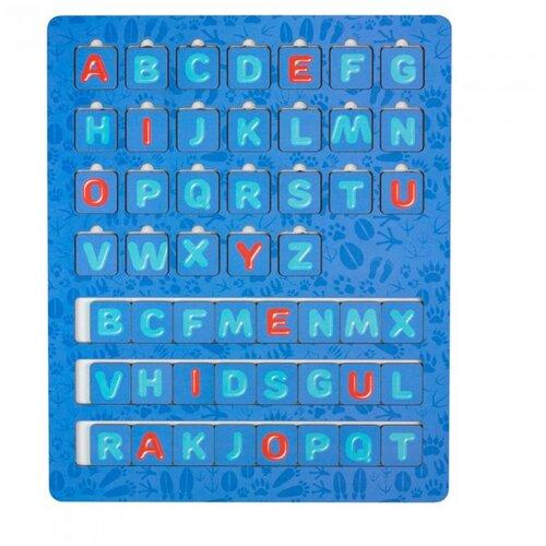 Рамка-вкладыш PAREMO Английский алфавит Животные (PE720-176)