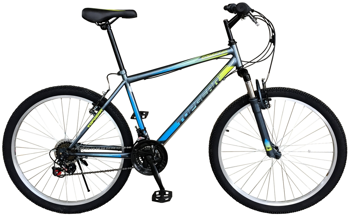 Стоит ли покупать Горный (MTB) велосипед Top Gear Forester 26 (ВН26432/ВН26436)? Отзывы на Яндекс.Маркете