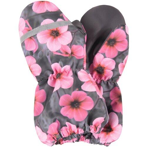 Купить Рукавицы для мальчиков и девочек RAIN K21173в KERRY размер 2 цвет 01911, Царапки и варежки