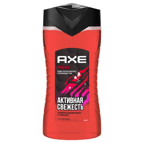 Гель-шампунь для душа Axe Phoenix, 250 мл гель для душа axe black night 250 мл