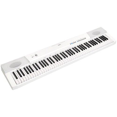 Цифровое пианино Tesler KB-8850 белый