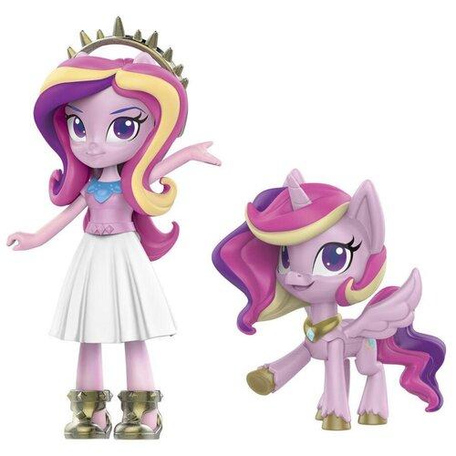 Фото - Игровой набор My Little Pony Волшебное зеркало - Фестиваль Кристаллов E9189 набор для детского творчества набор д вышивания гладью my little pony