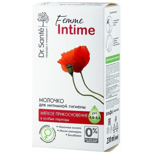 Dr. Sante Молочко для интимной гигиены Мягкое прикосновение, 230 мл недорого