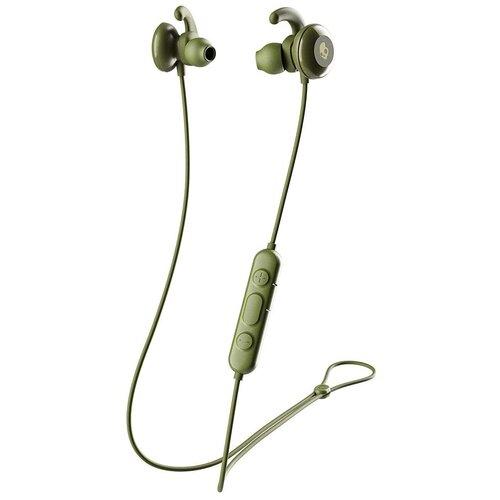 Беспроводные наушники Skullcandy Method Active Wireless In-Ear olive