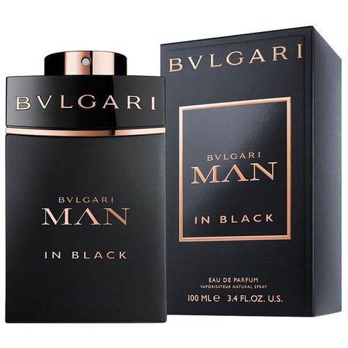 Парфюмерная вода BVLGARI Bvlgari Man in Black, 100 мл недорого