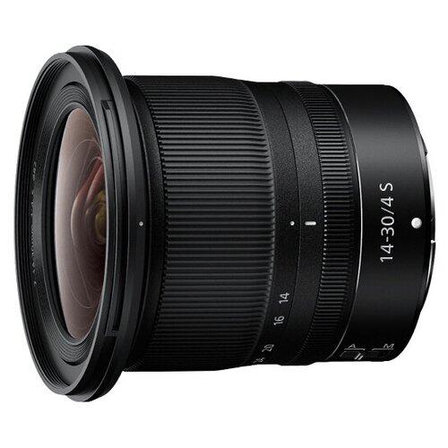 Фото - Объектив Nikon 14-30mm f/4S Nikkor Z черный объектив laowa 11mm f 4 5 ff rl nikon z черный