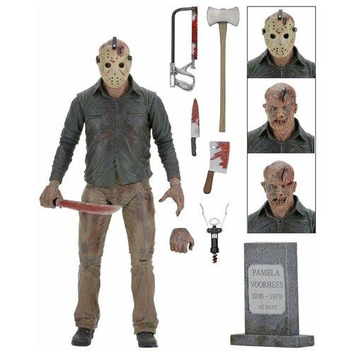 Купить Фигурка NECA Friday the 13th Jason Voorhees 39716, Игровые наборы и фигурки
