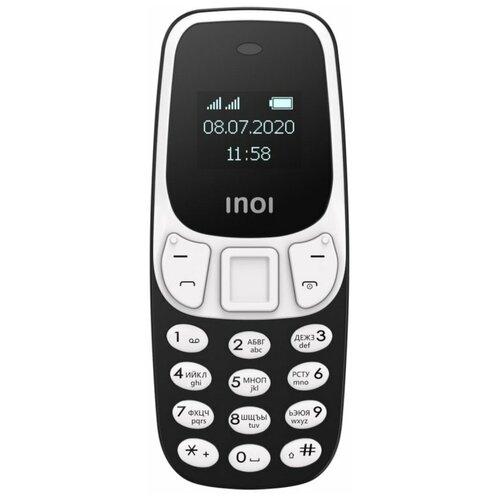 Телефон INOI 102, черный по цене 990