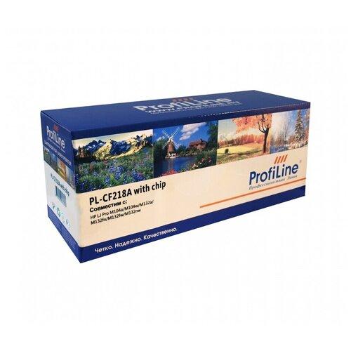 Фото - Картридж ProfiLine PL-CF218A (№18A), совместимый картридж лазерный profiline pl tn 2375