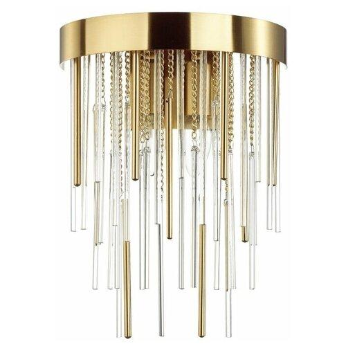 Фото - Настенный светильник Odeon Light Avista 4784/2W, E14, 80 Вт настенный светильник odeon light foscara 4719 2w 80 вт