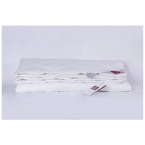 Одеяло German Grass Merino Wool Grass, легкое, 150 х 200 см (белый)