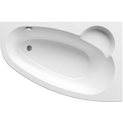 Ванна RAVAK Asymmetric 160x105 без гидромассажа акрил угловая правосторонняя ванна ravak asymmetric 150x100 без гидромассажа акрил угловая левосторонняя