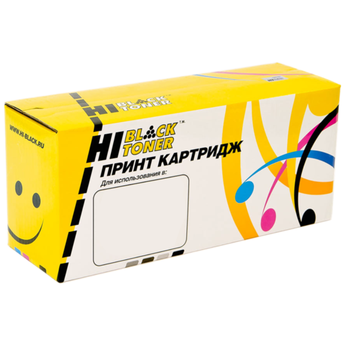 Тонер-картридж Hi-Black (HB-AR016LT) для Sharp AR-5015/5120/5320/5316. 9К