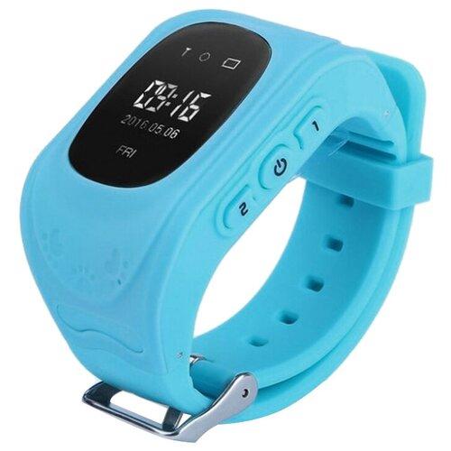 Детские умные часы Wokka Lokka Q50, голубой