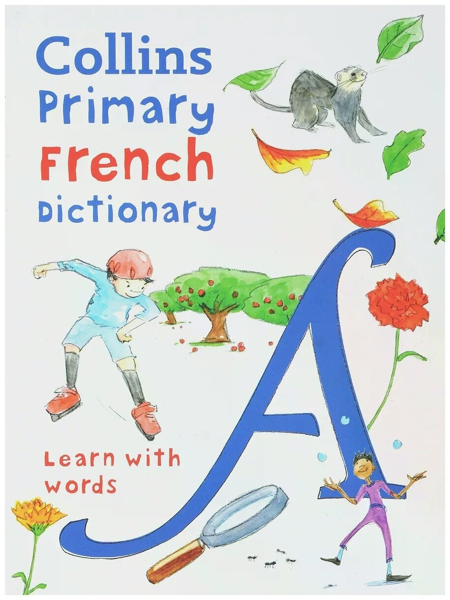 "Collins Dictionaries ""Collins Primary French Dictionary: Learn with Words"""
