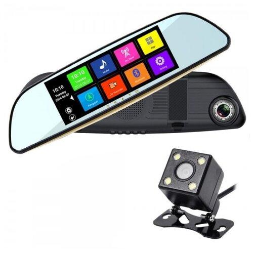 Видеорегистратор XPX ZX829, 2 камеры, черный