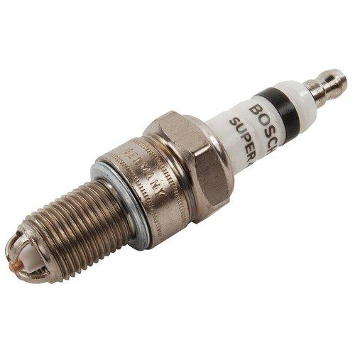 Свеча зажигания Bosch SUPER 4 WR78 (0 242 232 504) 1 шт.