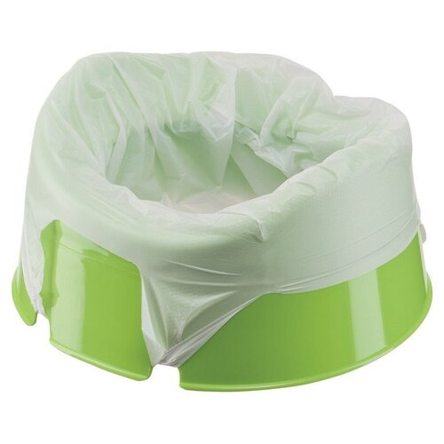 Happy Baby горшок MINI POTTY green big горшок big baby potty красный