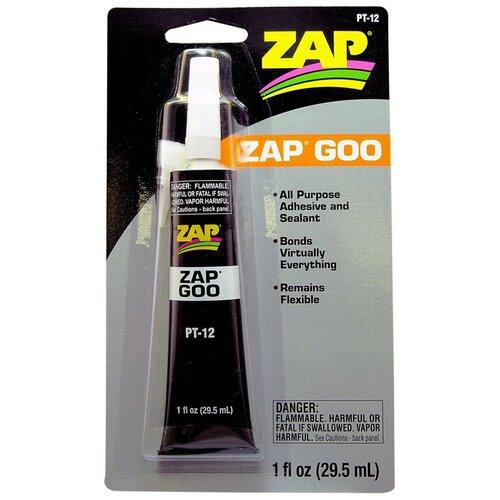 Клей Zap Goo для рыбаков, 29,5 мл., PACER США, ZF-12
