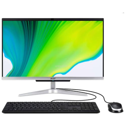 "Моноблок Acer Aspire C24-420 DQ.BFXER.007 AMD Ryzen 3 3250U/4 ГБ/1024 ГБ/AMD Radeon Graphics/23.8""/1920x1080/Windows 10 Home 64"