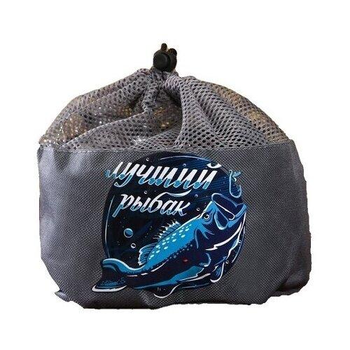 Набор для пикника Командор Лучший рыбак, 8 предметов серебристый по цене 1 308