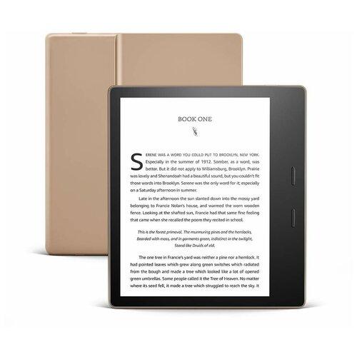 Электронная книга Amazon Kindle Oasis 2019 32 Gb champagne gold