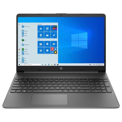 "Ноутбук HP 15s-fq2016ur (Intel Pentium 7505 2000MHz/15.6""/1920x1080/8GB/512GB SSD/Intel UHD Graphics/Windows 10 Home) 2X1S3EA грифельно-серый"