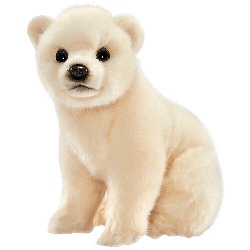 Мягкая игрушка Hansa Белый медвежонок 24 см hansa мягкая игрушка hansa экзотические животные коала с детенышем 28 см