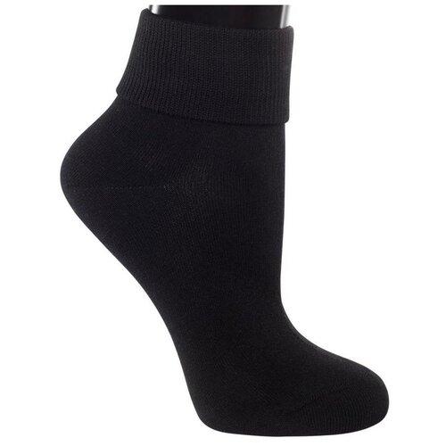 Носки женские Collonil Classic 888 черные 3638