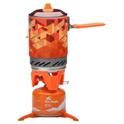 Горелка Fire-Maple FMS-X2 STAR X2 оранжевый горелка fire maple fms 104 серебристый