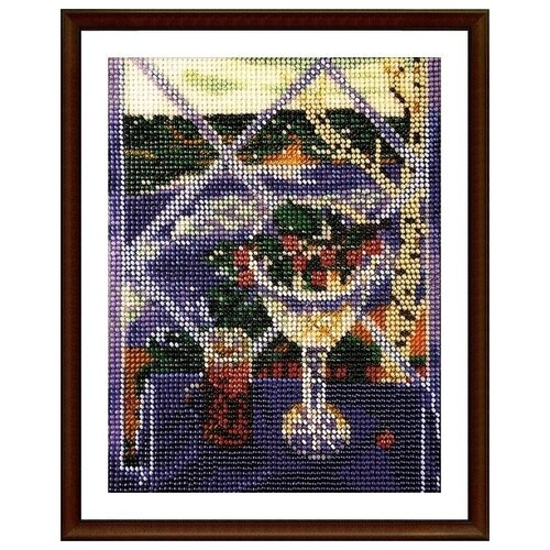Купить Набор для вышивания «Радуга бисера» В-070 Ностальгия, Наборы для вышивания