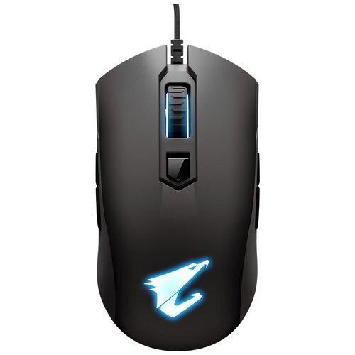 Мышь GIGABYTE AORUS M4, черный