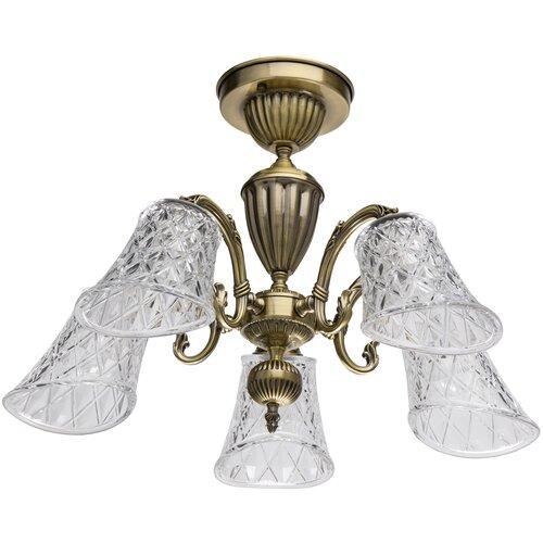Люстра MW-Light Ариадна 450019105, E14, 200 Вт люстра mw light августина 419010805 e14 200 вт