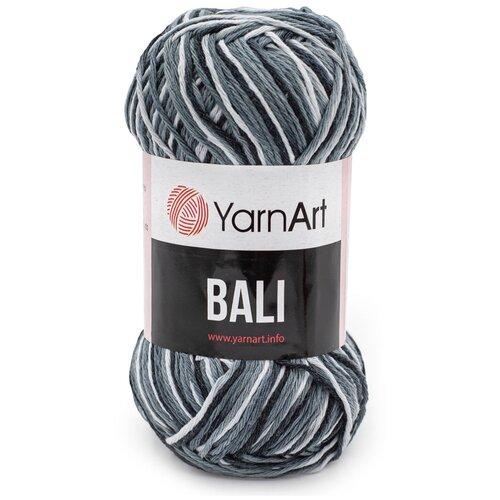 Купить Пряжа YarnArt 'Bali' 100гр 215м (80% хлопок, 20% полиэстер) (2101 секционный), 5 мотков