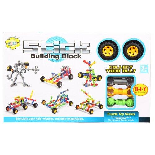Конструктор Игруша Stick SY9921 магнитный конструктор игруша magic magnetic i jh6883