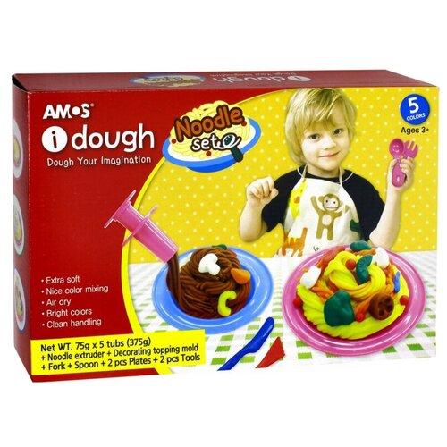 Масса для лепки AMOS Спагетти (32900)