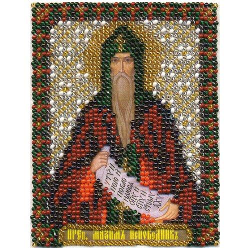 Набор для вышивания PANNA CM-1214 ( ЦМ-1214 ) Икона Преподобного Максима Исповедника , Наборы для вышивания  - купить со скидкой
