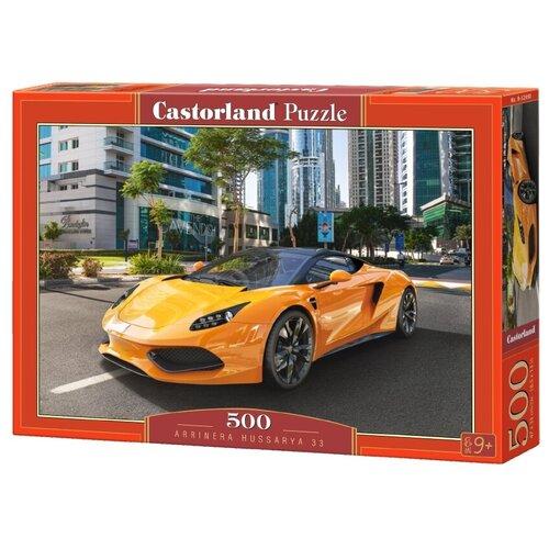 Купить Пазл Castorland Arrinera Hussarya 33 (B-52950), 500 дет., Пазлы
