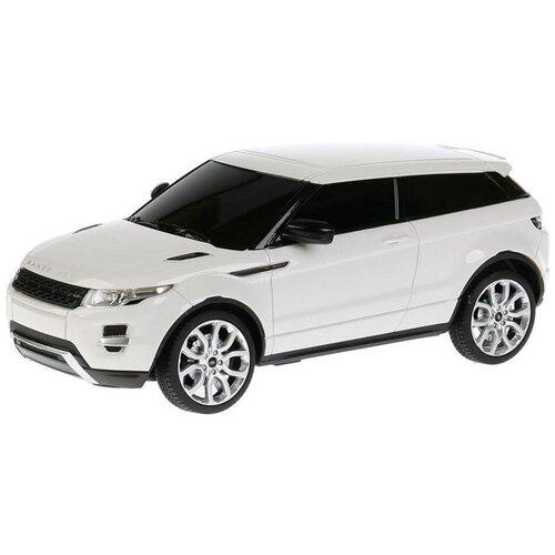Легковой автомобиль Rastar Land Rover Range Rover Evoque (46900) 1:24 21 см белый легковой автомобиль rastar land rover discovery 3 21900 1 14 черный